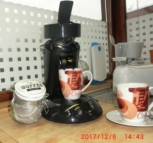 Senseo, Kaffeemaschine, Toaster