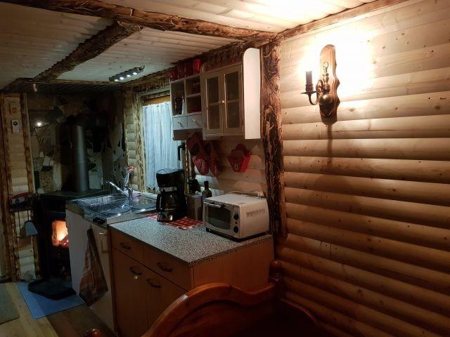 komplette,kleine Küche, es ist alles vorhanden für 4 Personen