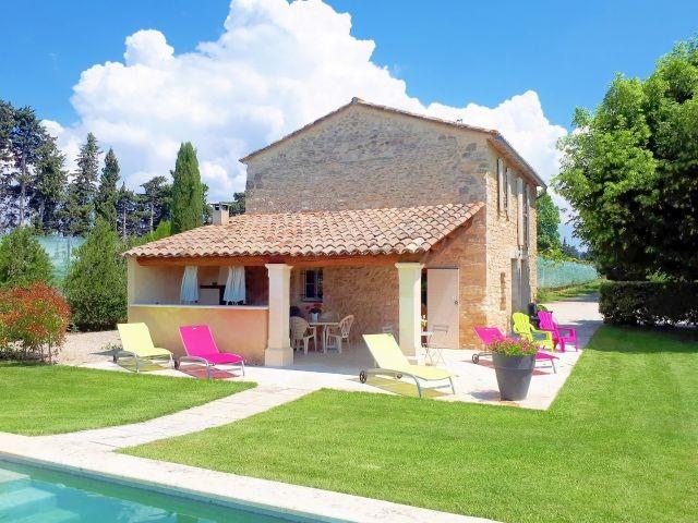 Ferienhaus mit Pool bei Isle-sur-la-Sorgue in der Provence