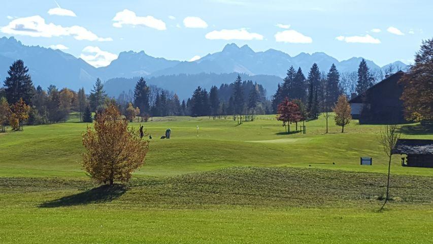Direkte Golfplatzlage