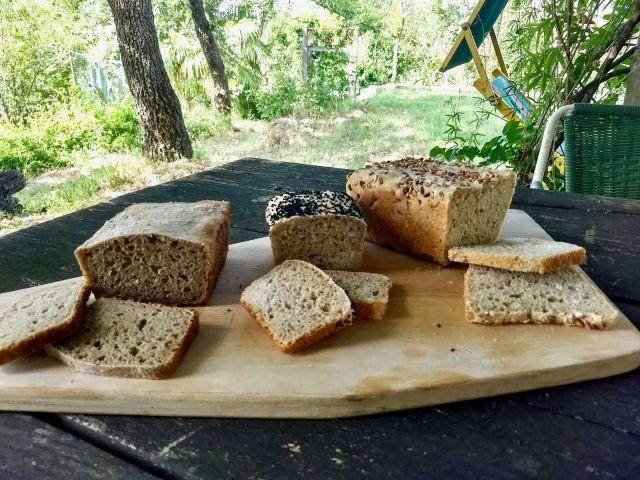Einige unserer feinen Bio Brote