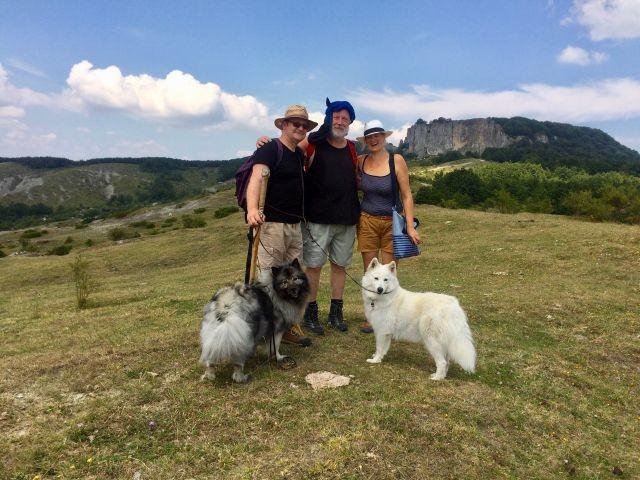 Wanderung im Naturpark Simone und Simoncello