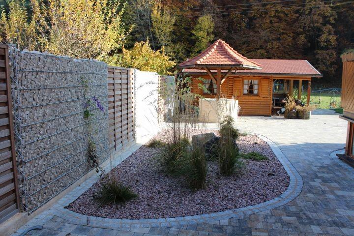 Modernisierter Hof- und Gartenbereich 2018