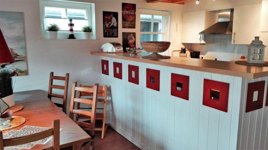 offene Küche Erdgeschoss