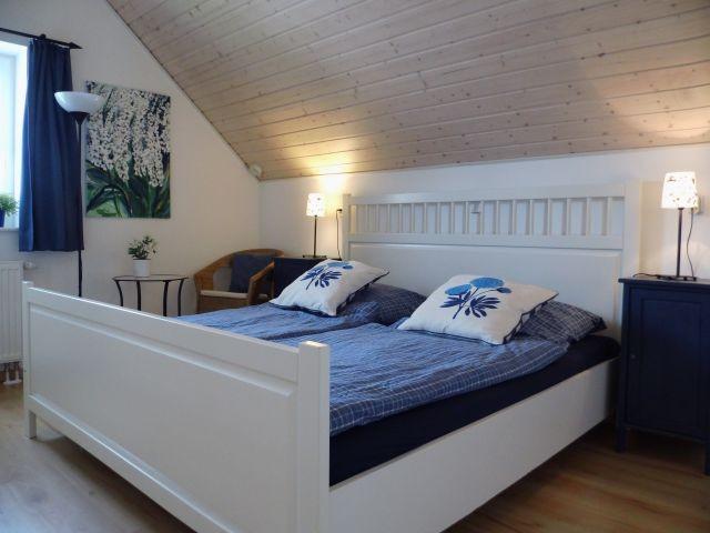 zweites Schlafzimmer Obergeschoss