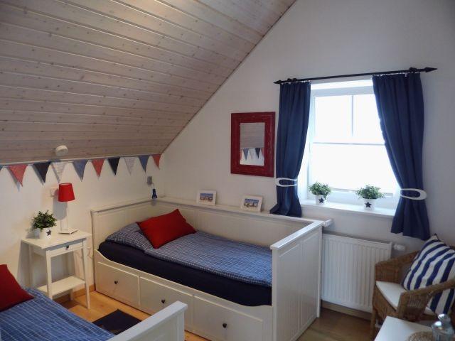 drittes Schlafzimmer Obergeschoss