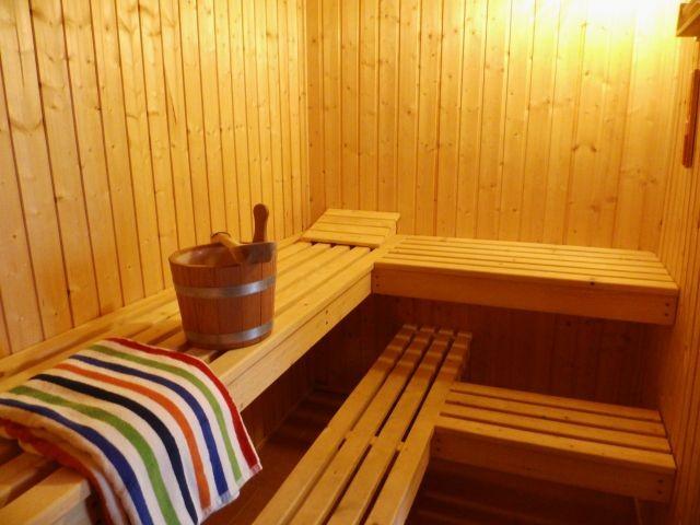 Sauna Erdgeschoss