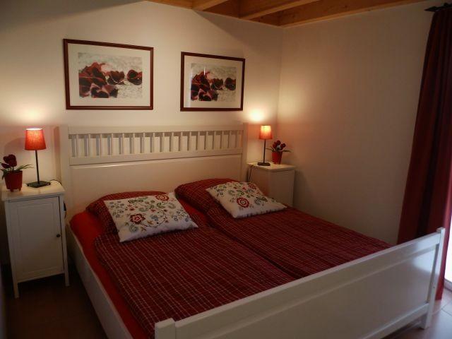 erstes Schlafzimmer Erdgeschoss