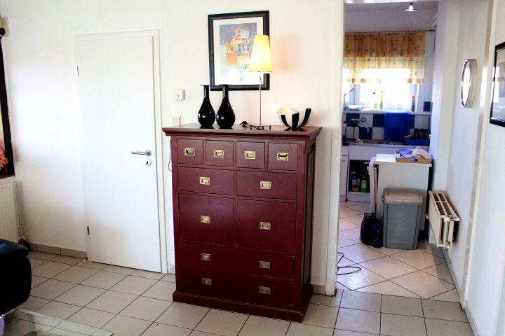Wohnzimmer Eingang Küche