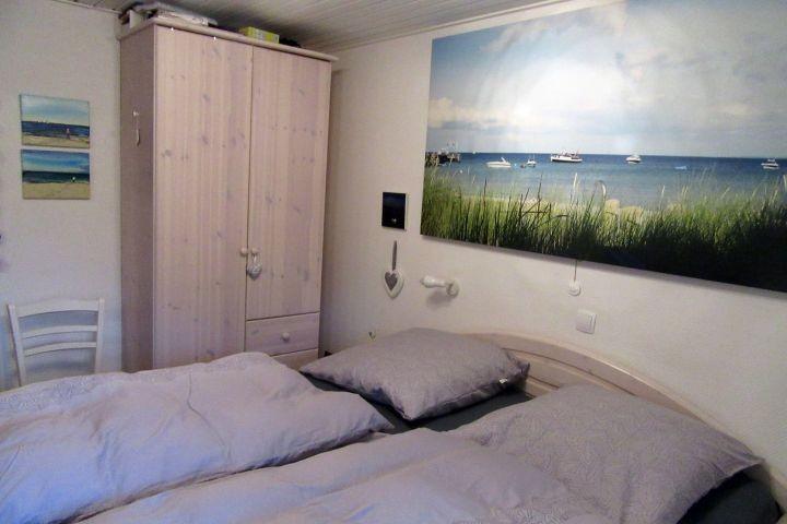 180cm großes Doppelbett mit Testsieger-Matrazen von Bett1.de