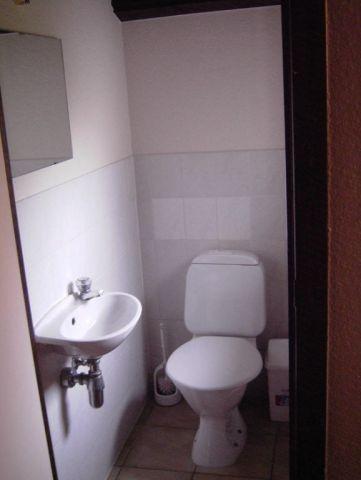 (Gäste-)WC separat vom Bad