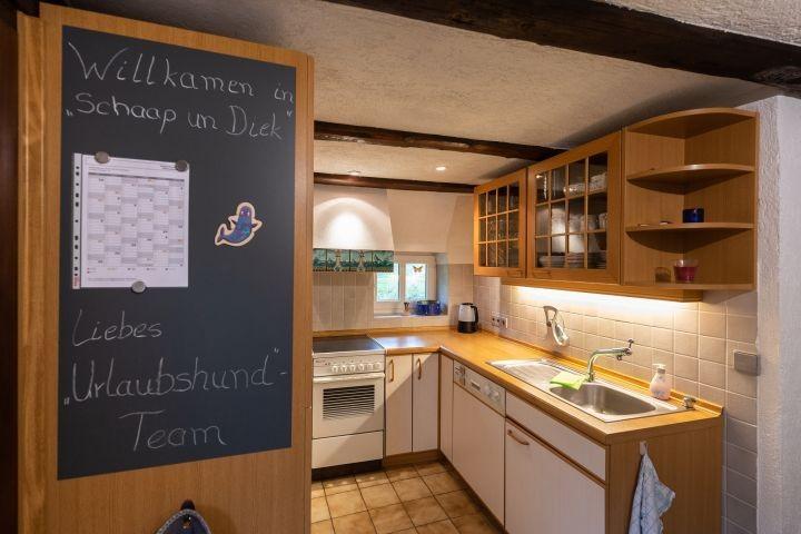 die kleine, aber feine Küche