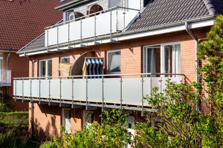 Haus-Rückseite