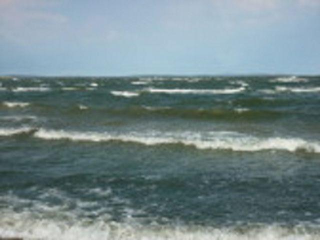 Strand in Zicker nahe Zudar