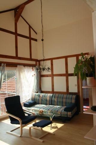 Sitzecke im Wohnraum