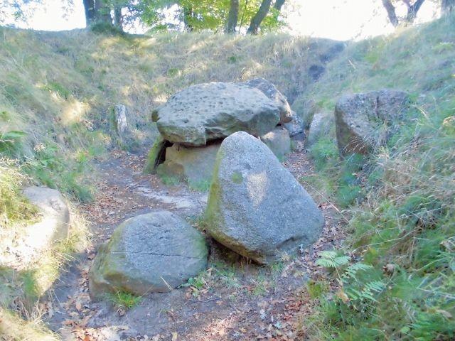 Schalensteine in Bunsoh
