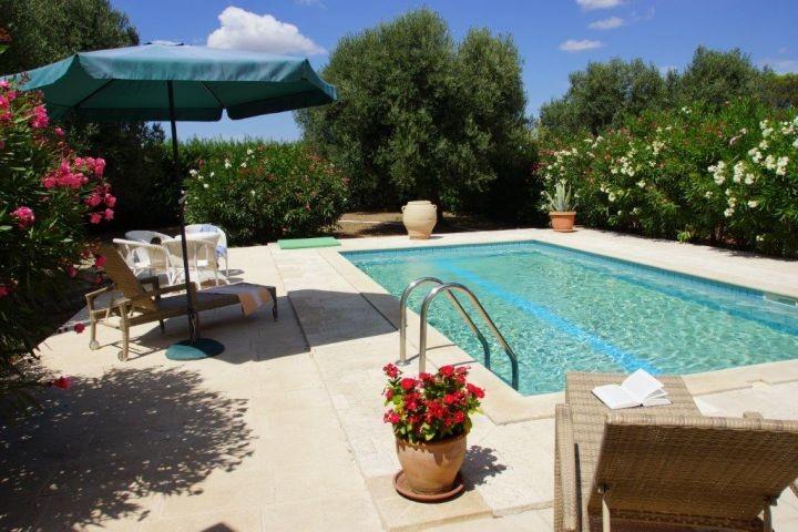 Der private und uneinsehbare Pool