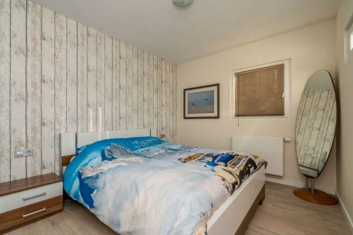 Schlafzimmer 1 mit 2 Boxsprings (nicht auf dem Foto