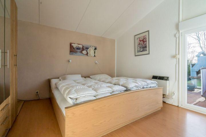 Schlafzimmer 1 mit Doppelbett (2x2M)