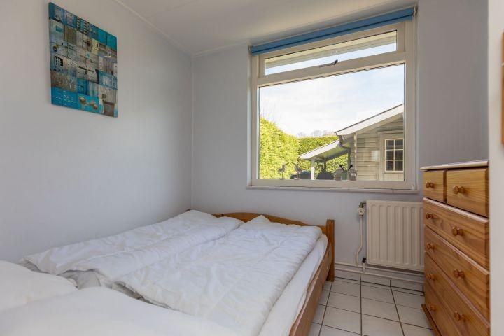 Schlafzimmer 2 mit Doppelbett (160x200