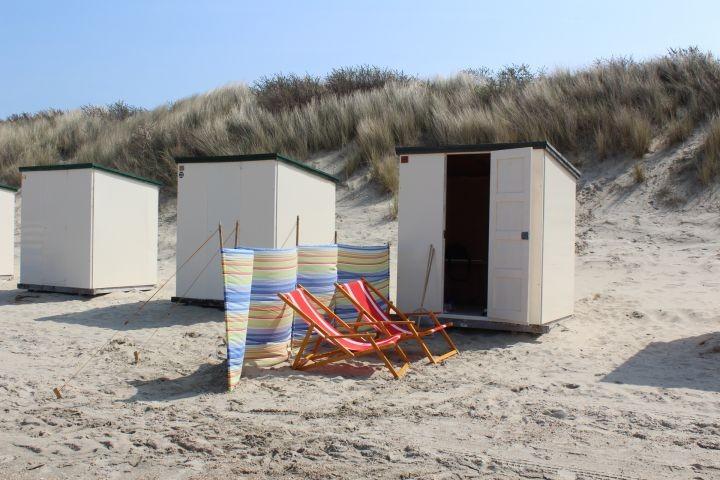 Die Strandkabine (kostenlos)