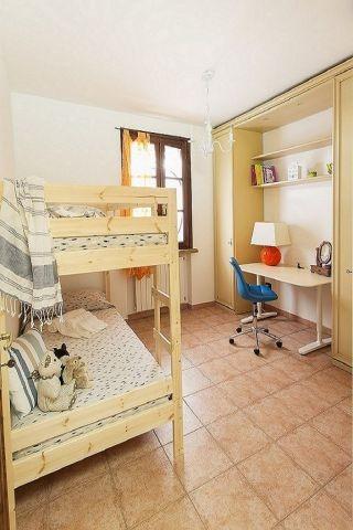 Zimmer mit Etagenbett