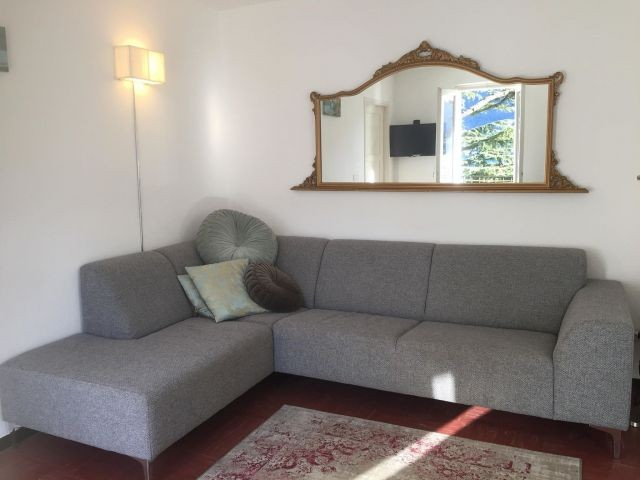 Appartement Breva: Wohnzimmer