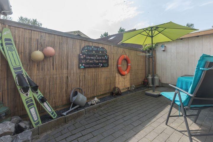 Die eigene Terrasse