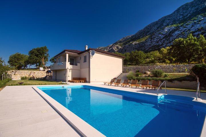 Villa Beybe in ruhiger unberuehrter Natur