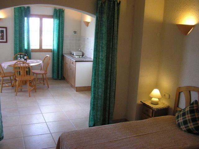 Schlafzimmer 3 (Appartement 1)