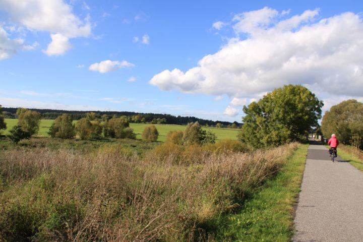 Landschaft um Herbstein