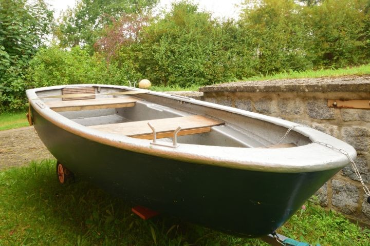 Ruderboot direkt vor Ort mietbar