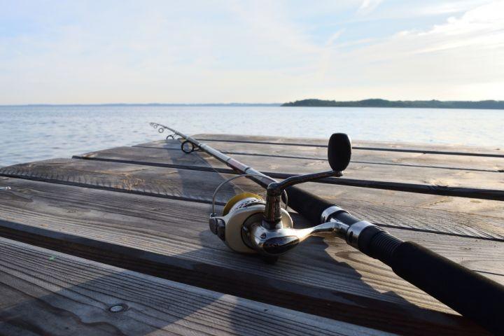 Prefektes Revier für Angler, der Groß Labenzer See