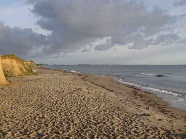 Süssau Strand (Steilküste)