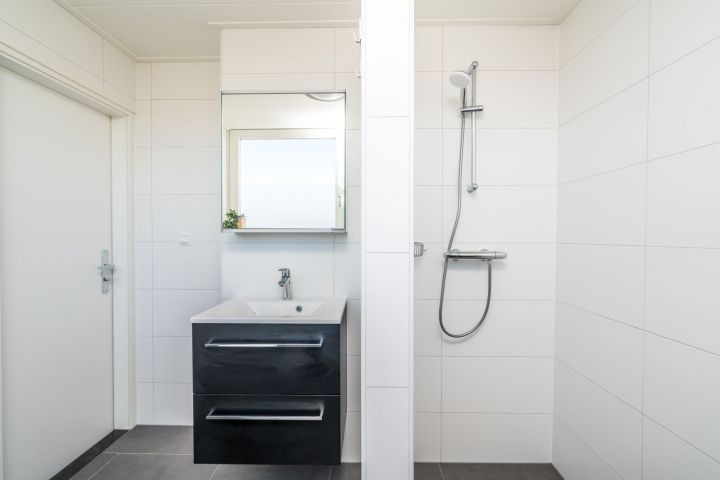 Neues Badezimmer am 1. Stock