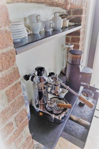 Pavoni-Espressomaschine