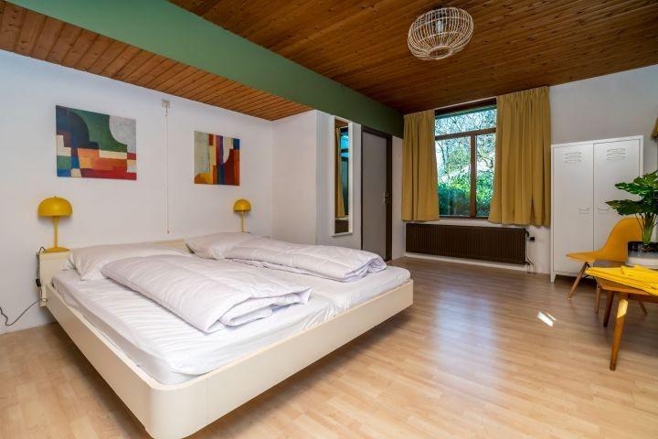 Schlafzimmer 1 mit eigenem Badezimmer