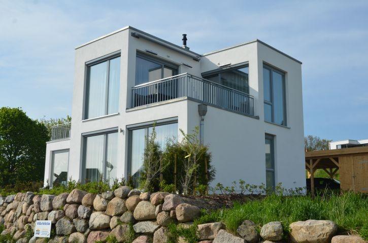 Hausansicht Villa Felicitas im Ostseebad Binz