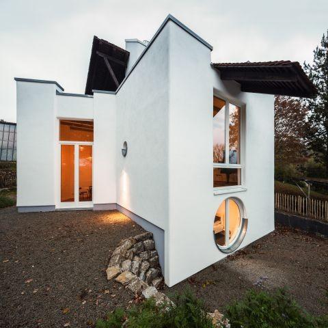 Ein ganz besonderes Haus