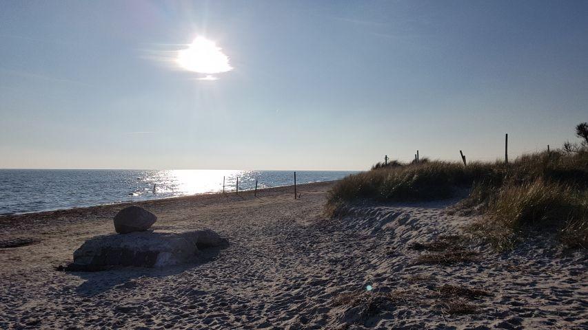 Strand Klosterschleuse