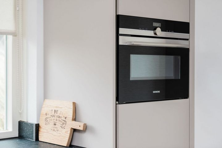 Kühlschrank und Combi-Microwellengerät