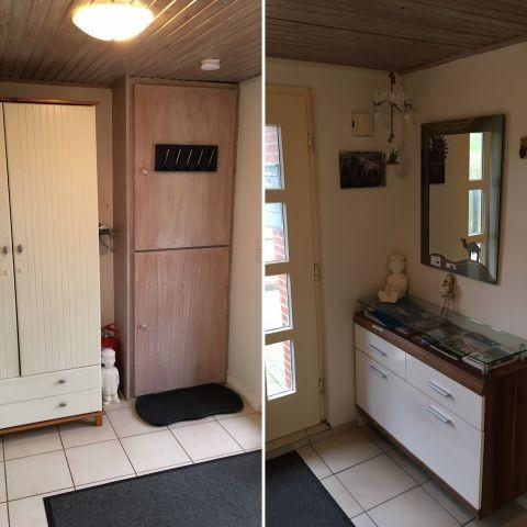 Eingangsbereich - Flur/Garderobe