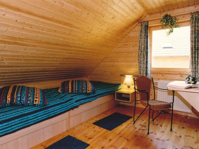 Kinderschlafzimmer in der Ferienwohnung