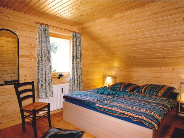 Elternschlafzimmer in der Ferienwohnung