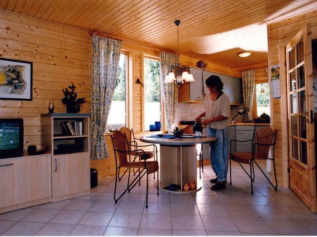 Wohnraum der Ferienwohnung