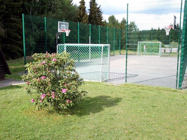 Ball-Spielplatz