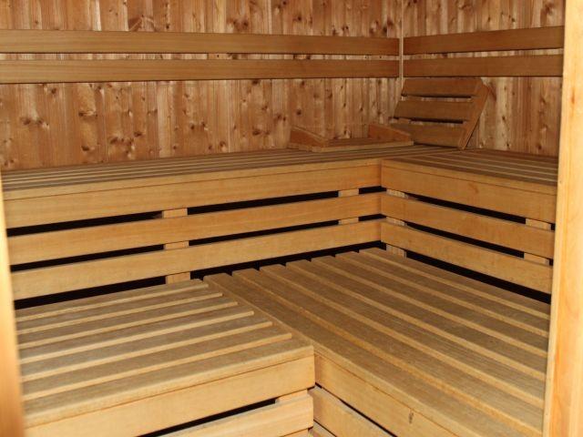Sauna-Nutzung kostlos