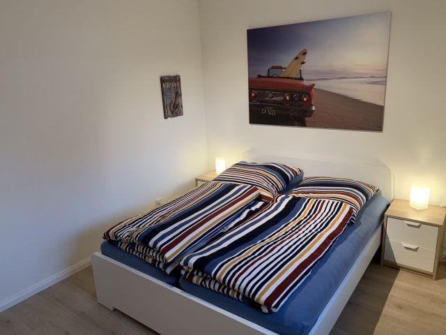 Teilansicht Schlafzimmer 3