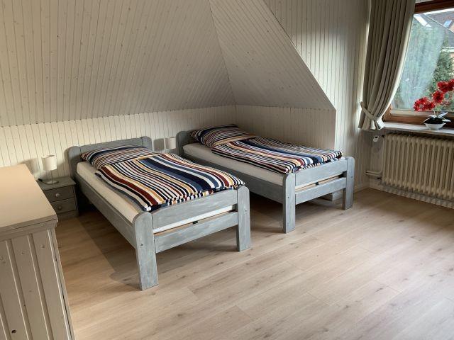 Teilansicht Schlafzimmer 4 im Obergeschoss