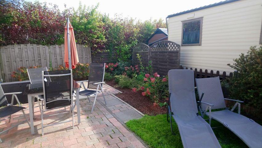 Gartenbereich Terrasse